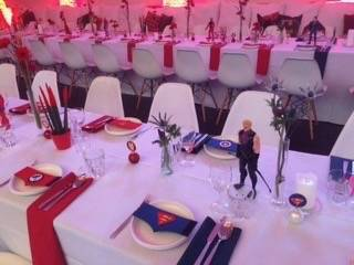 Zaal Lux - Feestzaal -  House of Weddings - 22