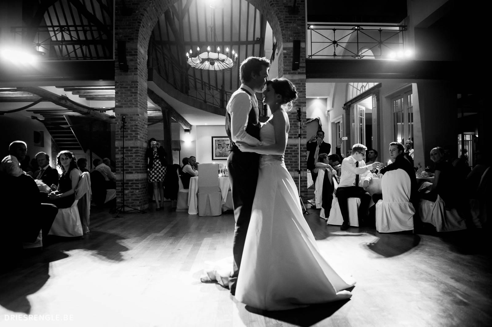Zaal Orangerie - fotograaf Dries rengle - House of Weddings