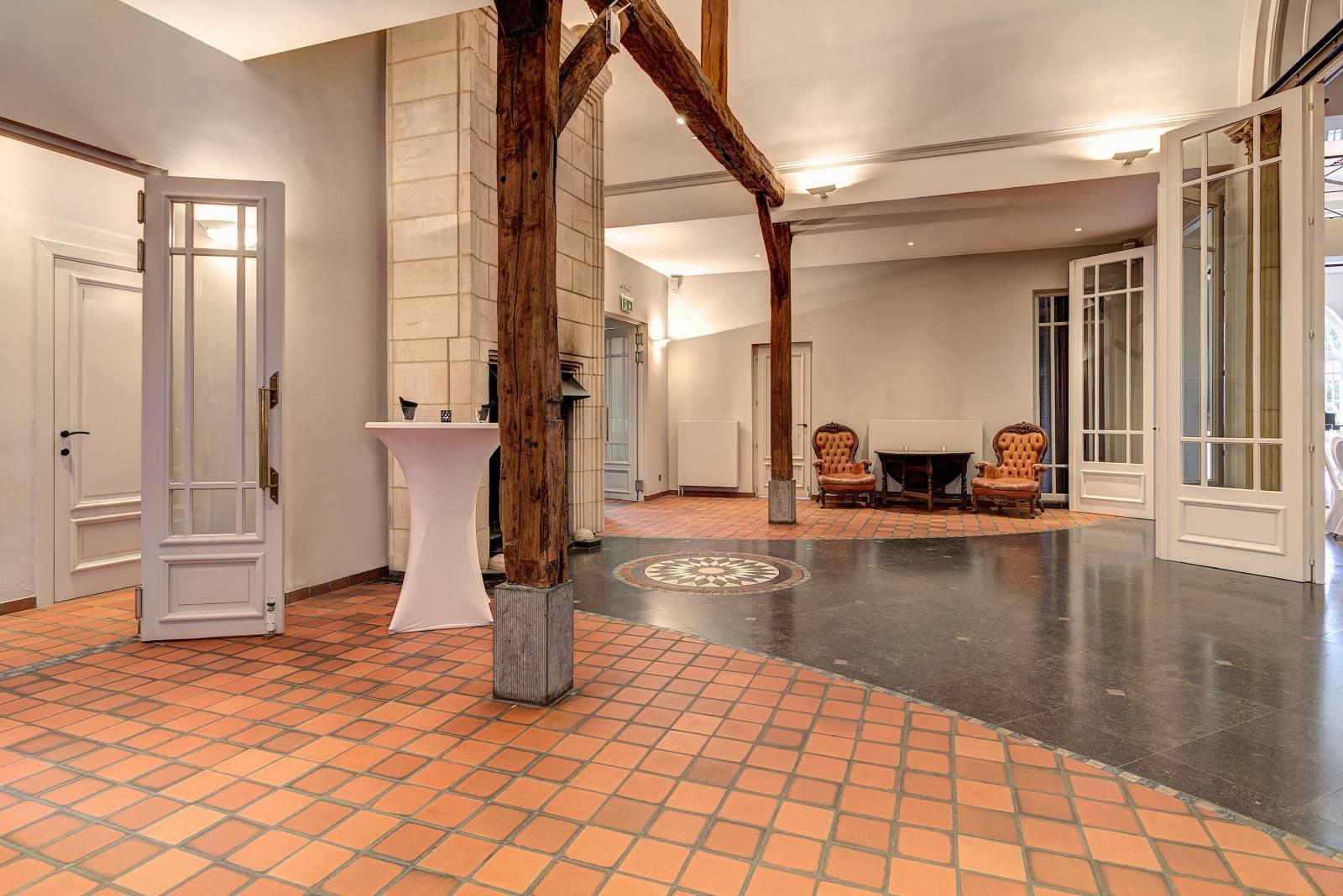 Zaal Orangerie Hof Van Reyen Boechout (1) - House of Weddings