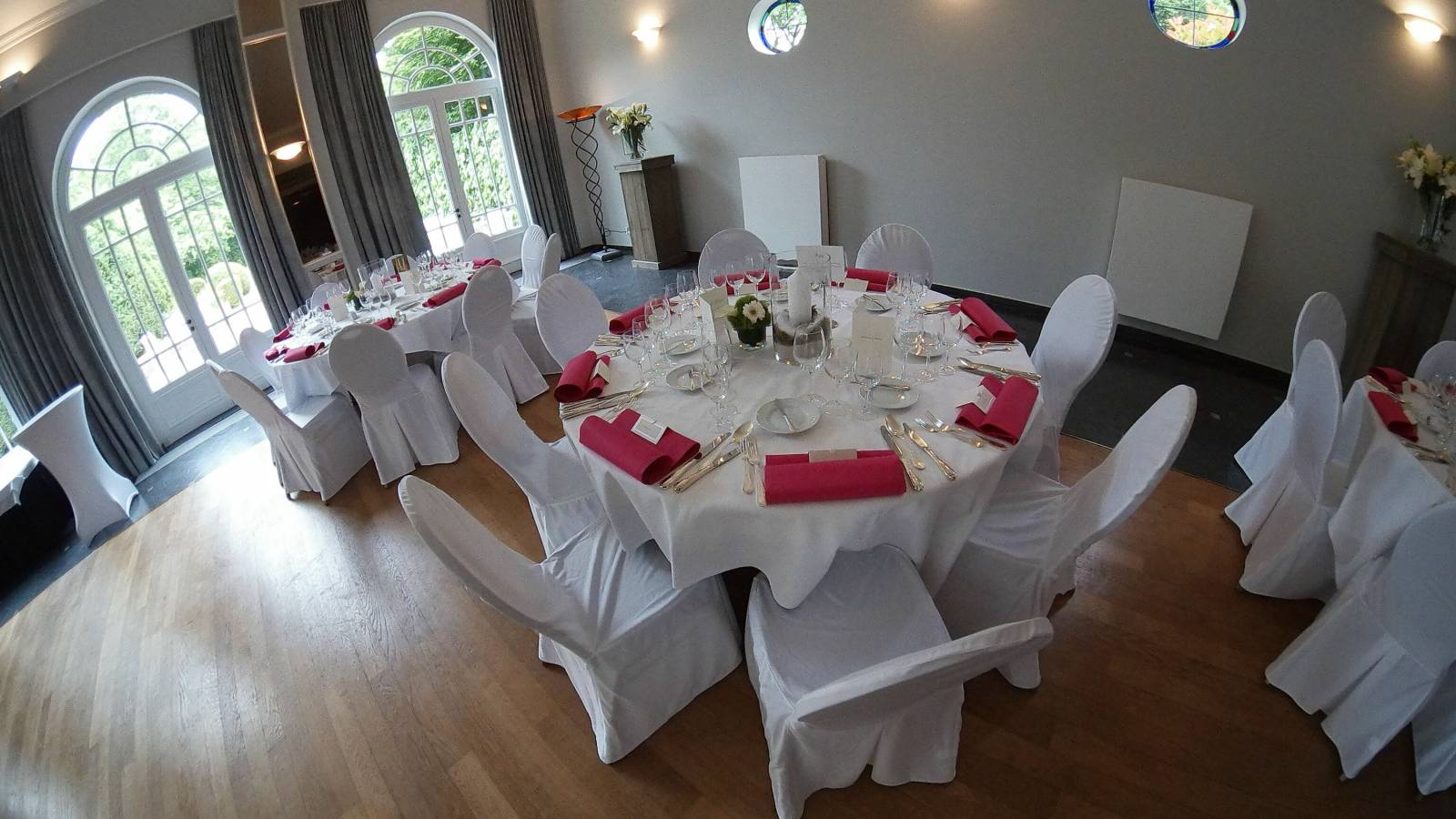 Zaal Orangerie Hof Van Reyen Boechout (15) - House of Weddings