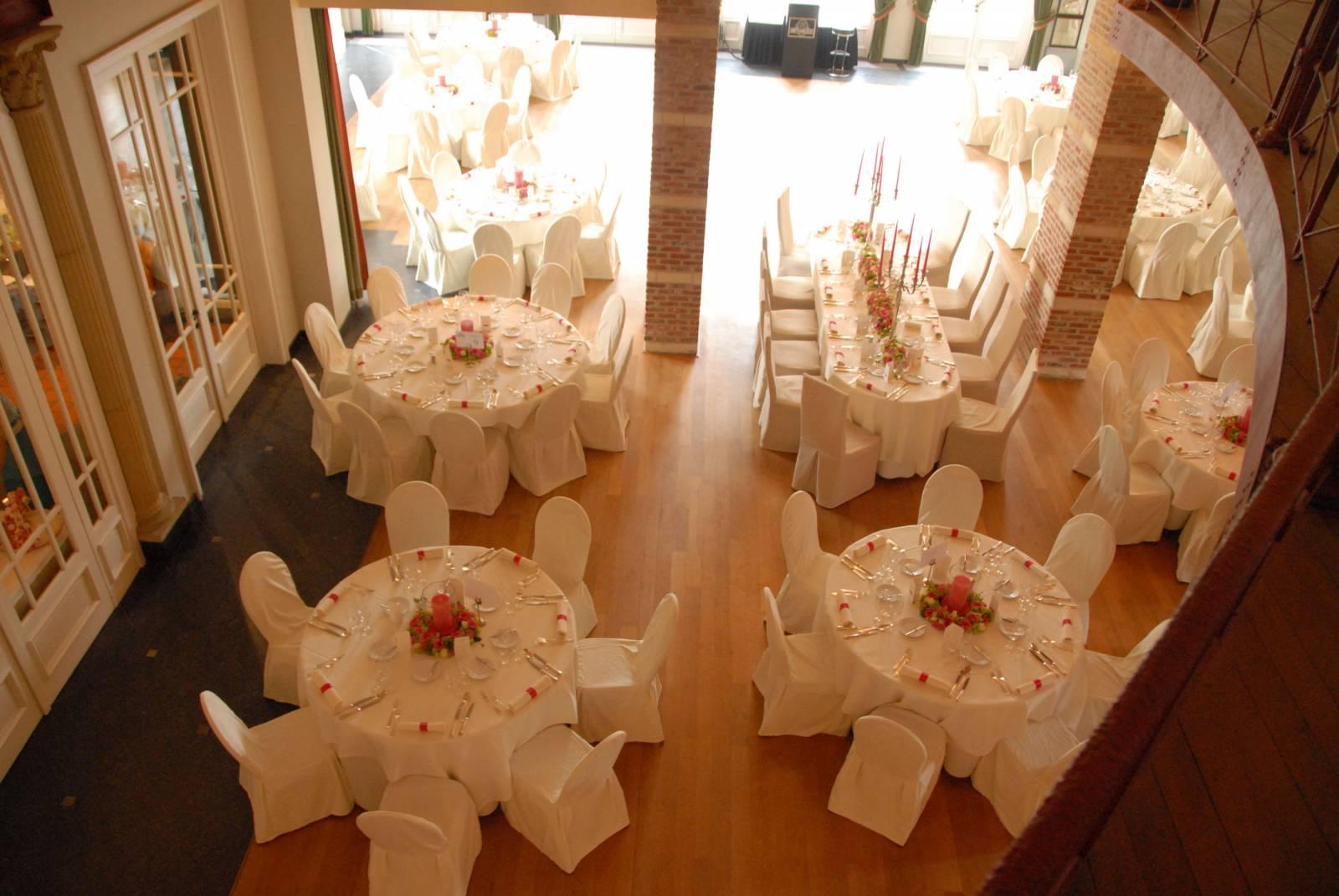 Zaal Orangerie - House of Weddings