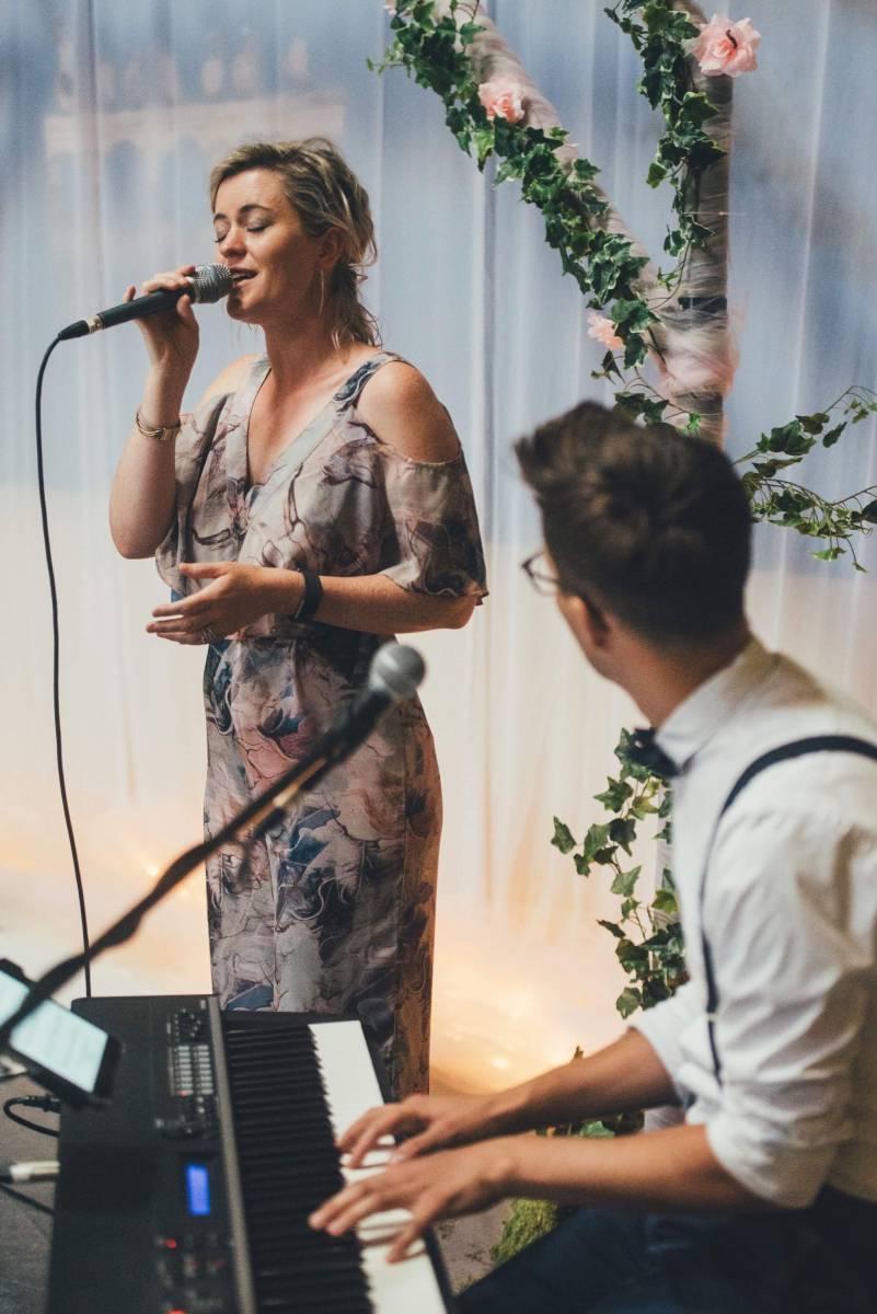 Zina - Ceremoniemuziek - Live muziek - Zangeres - Huwelijk - Trouw - Bruiloft - House of Weddings - 10