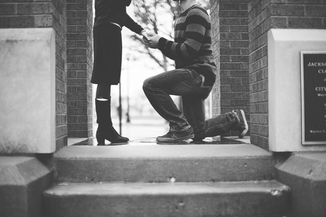 buitengewone huwelijksaanzoeken