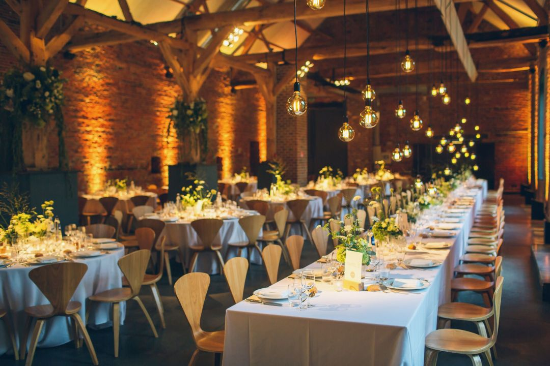 Présence - Wedding planner - Feestzaal - House of Weddings  - 1