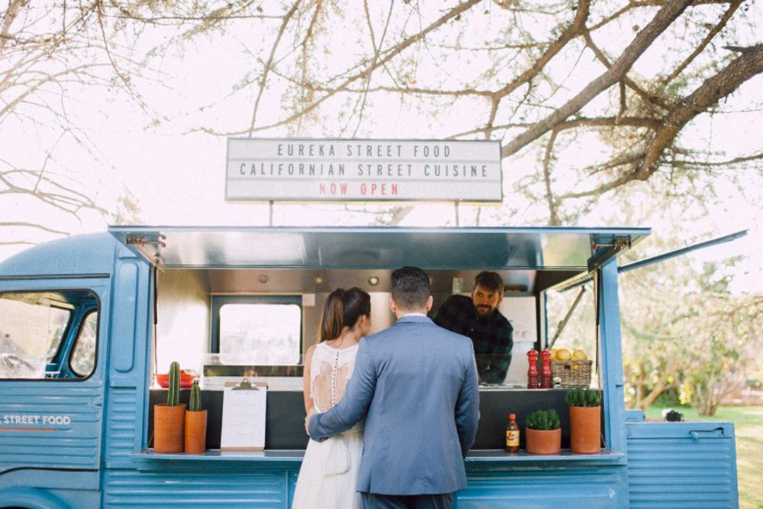Streetfood Huwelijk Header