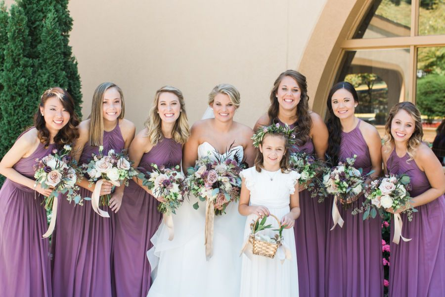 ultra-violet-bridesmaids