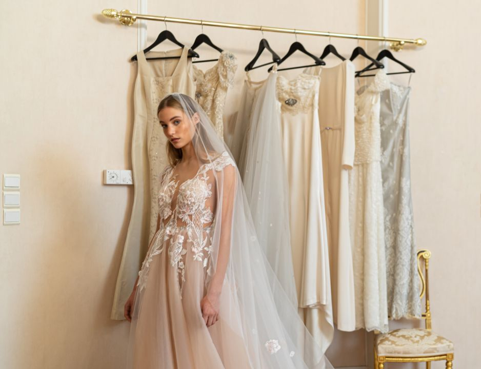 Veerle Praet Couture - Trouwjurken - Bruidsjurken - Trouwkleed - Suitekledij - House of Weddings - 3