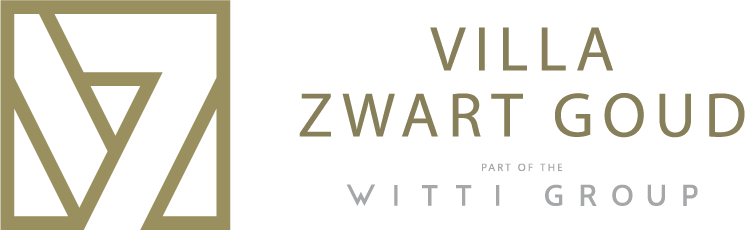 Logo - Villa Zwart Goud - House of Weddings Quality Label