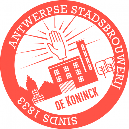Logo - Stadsbrouwerij De Koninck - House of Weddings Quality Label