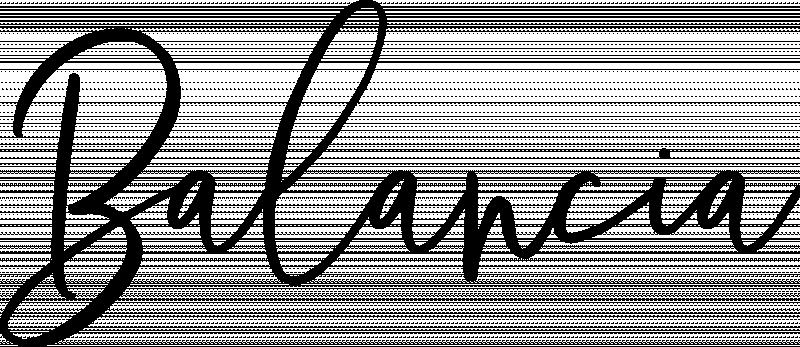 Logo - Balancia Films - House of Weddings Quality Label