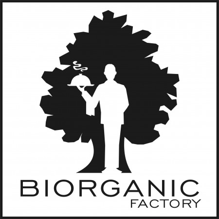 Logo - Biorganic Factory - House of Weddings Quality Label