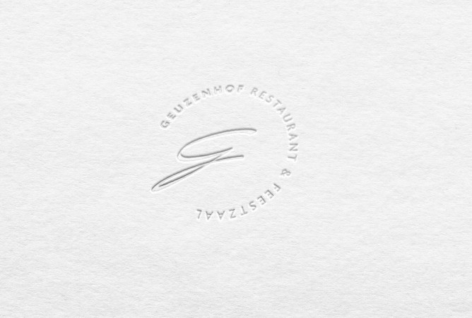Logo - Geuzenhof - House of Weddings Quality Label