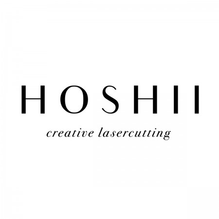 Logo - HOSHII Creative Lasercutting - House of Weddings Quality Label
