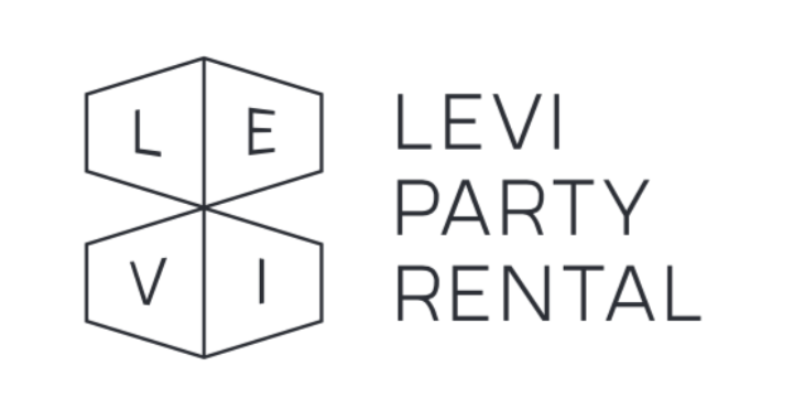 Logo - Levi Party Rental - House of Weddings Quality Label