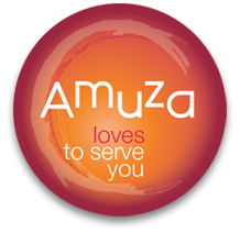 Logo - Amuza - House of Weddings Quality Label