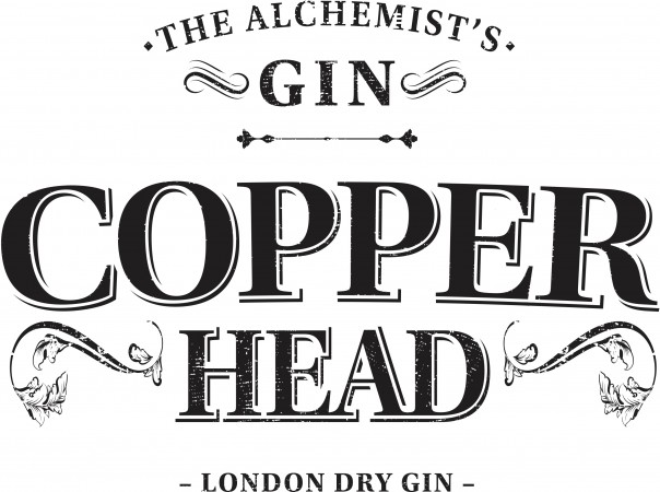 Logo - Gin cocktail bar by Mr. Copperhead - House of Weddings Quality Label