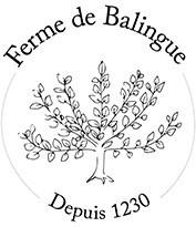 Logo - La Ferme de Balingue - House of Weddings Quality Label