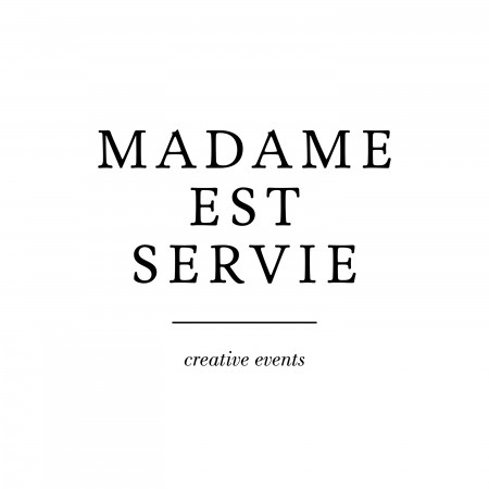 Logo - Madame est Servie - House of Weddings Quality Label