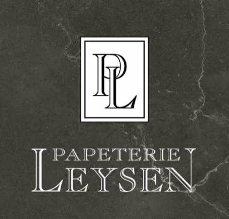 Logo - Papeterie Leysen - House of Weddings Quality Label