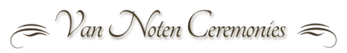 Logo - Van Noten Ceremonie - House of Weddings Quality Label