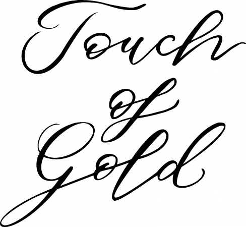 Logo - Touch of Gold - House of Weddings Quality Label
