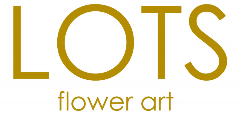 Logo - LOTS Flower Art - House of Weddings Quality Label