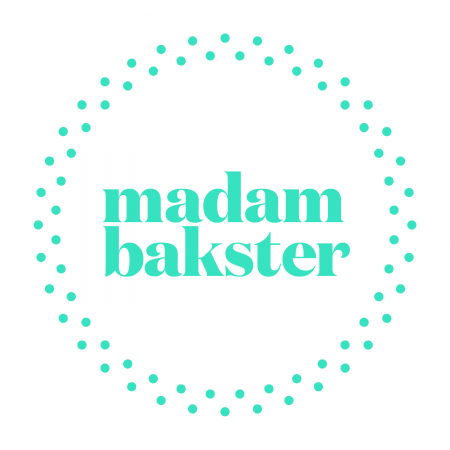 Logo - Madam Bakster - House of Weddings Quality Label