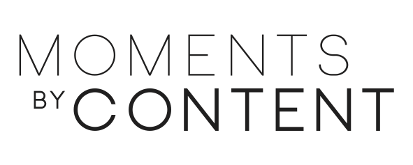 Logo - Moments by Content - House of Weddings Quality Label