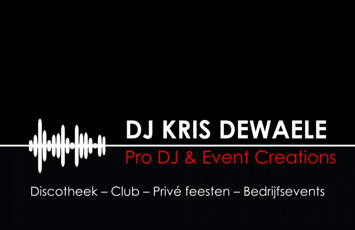 Logo - DJ Kris Dewaele - House of Weddings Quality Label