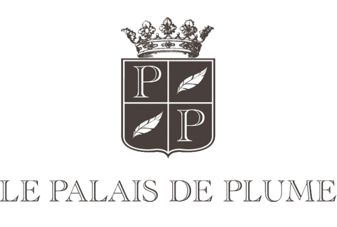Logo - Palais de Plume - House of Weddings Quality Label