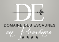 Logo - Domaine des Escaunes (FR) - House of Weddings Quality Label