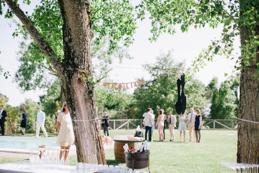 10 tips voor een huwelijksfeest in je eigen tuin - House of Weddings
