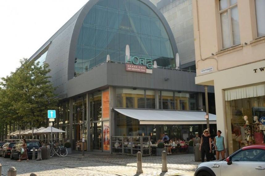 Horta - Salle Art Nouveau