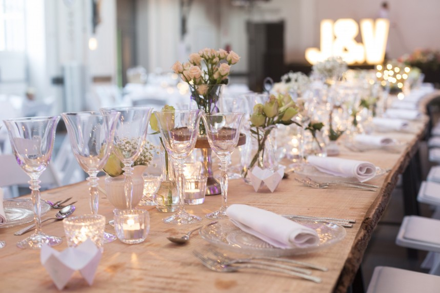 Catering Trends 2017 - House of Weddings - j&m catering
