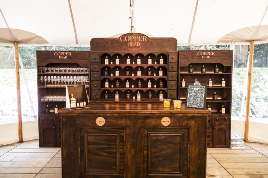 Gin & Tonic Bar by Copperhead Gin