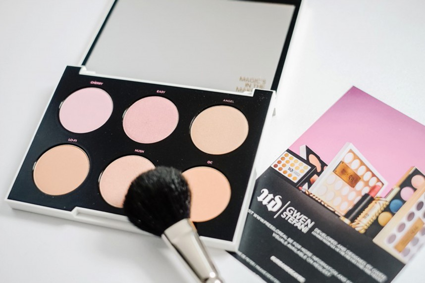 de touch up kit van de bruid