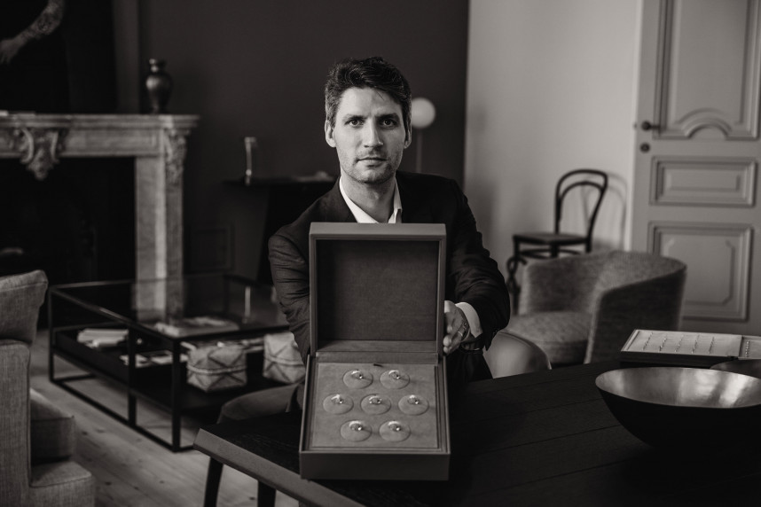 Jewels by Christiaan Van Bignoot