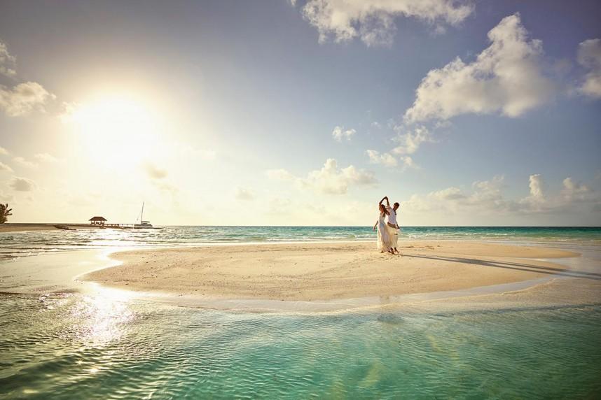 Malediven huwelijksreis