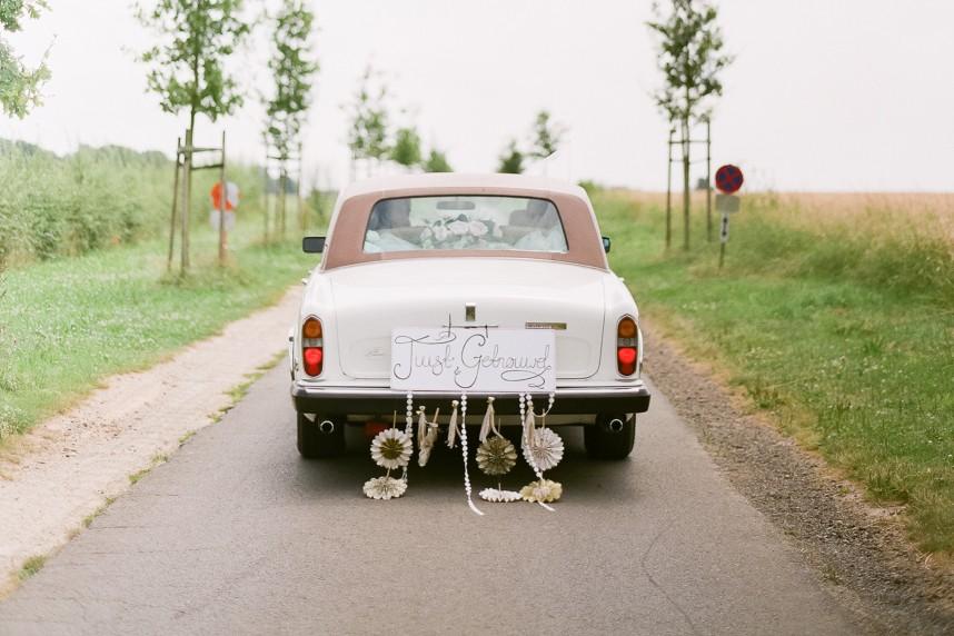 Op huwelijksweekend in België - Maitha Lunde