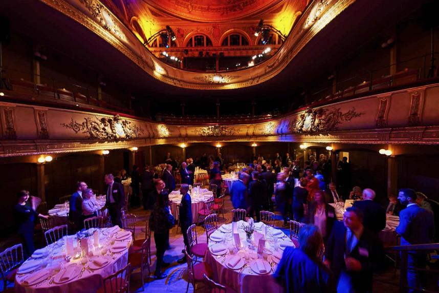 Le théâtre du Vaudeville
