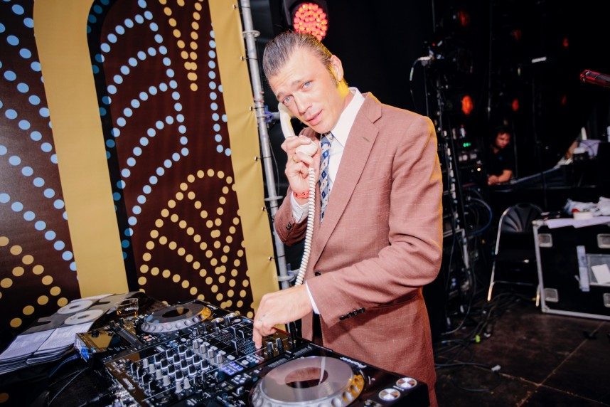 DJ Benny Blue
